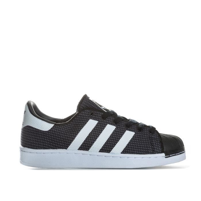 various colors a6a91 f4869 Basket adidas superstar noir femme