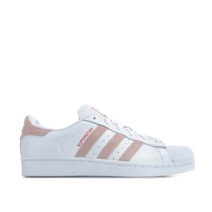 basket adidas femmes superstar