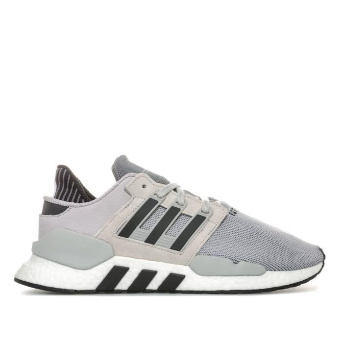 adidas Originals Baskets EQT Support 9118 Gris Homme
