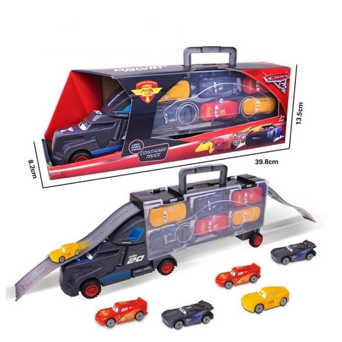 cars 3 piste enfants jouets puzzle de montage parking avec voitures mod le achat vente. Black Bedroom Furniture Sets. Home Design Ideas