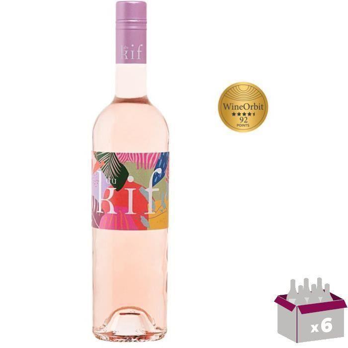 Du Kif IGP Méditerranée - Vin rosé