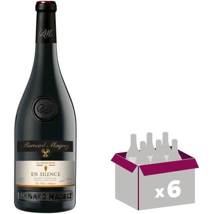 En silence Saint-Chinian Bernard Magrez - Vin rouge du Languedoc Roussillon