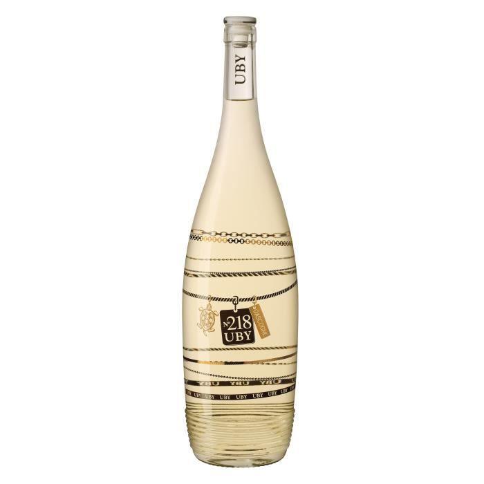 Magnum UBY 218 Côtes de Gascogne - Vin Blanc du Sud-Ouest