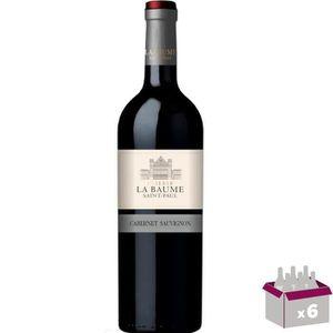 VIN ROUGE La Baume Saint Paul 2018 IGP Pays d'Oc - Vin rouge