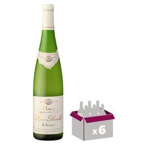 VIN BLANC Pierre Brecht 2018 Sylvaner - Vin blanc d'Alsace