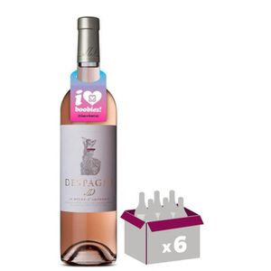 VIN ROSÉ Le Mythe D'amphorie 2018 Vin de France rosé