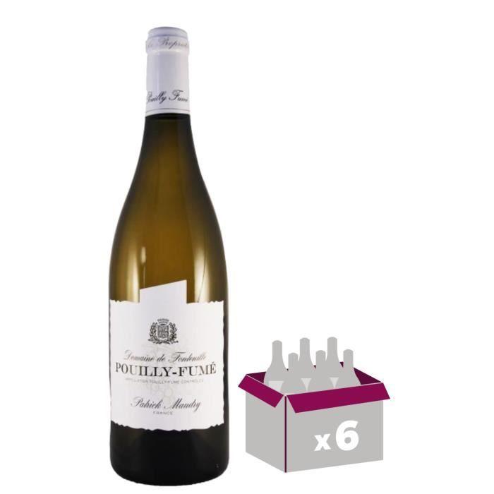 VIN BLANC Domaine de Fontenille 2018 Pouilly Fumé -  Vin bla