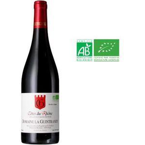 VIN ROUGE Domaine la Guintrandy 2018 Côtes du Rhône - Vin ro