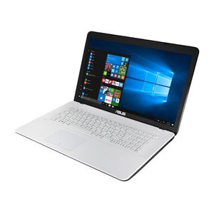 ORDINATEUR PORTABLE ASUS PC Portable F751NA-TY018T 17,3 pouces - 4Go d