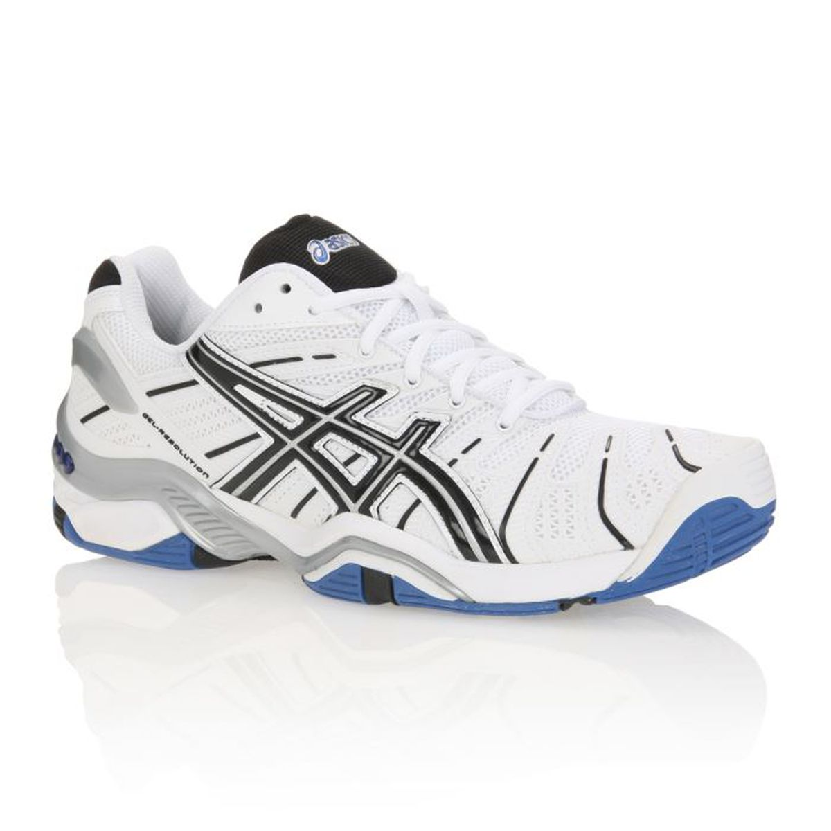 asics chaussures de tennis gel resolution 4 homme prix pas cher cdiscount. Black Bedroom Furniture Sets. Home Design Ideas
