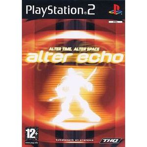 JEU PS2 ALTER ECHO