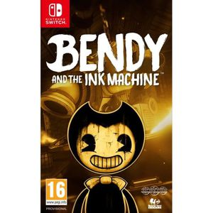JEU NINTENDO SWITCH Bendy and the Ink Machine Jeu Switch