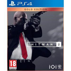 JEU PS4 Hitman 2 Gold Edition Jeu PS4