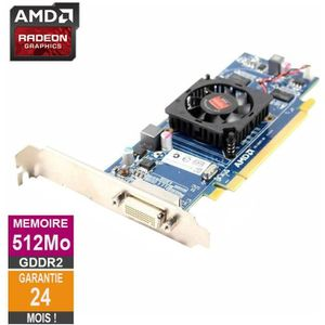 CARTE GRAPHIQUE INTERNE Carte graphique AMD Radeon HD 6350 512Mo GDDR2 PCI