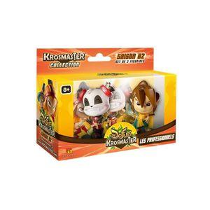 FIGURINE - PERSONNAGE KROSMASTER ARENA - Pack de 2 figurines S2 Les Prof