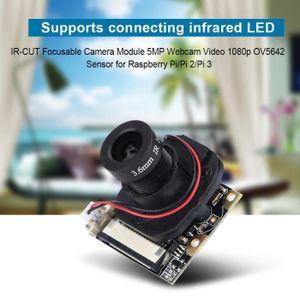 APPAREIL PHOTO RÉFLEX Capteur vidéo 1080p OV5642 de webcam de module de