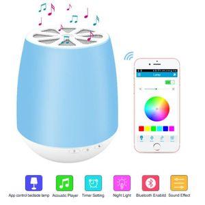 ENCEINTE NOMADE ILF® Enceinte Connectée Haut-parleur Bluetooth Lam