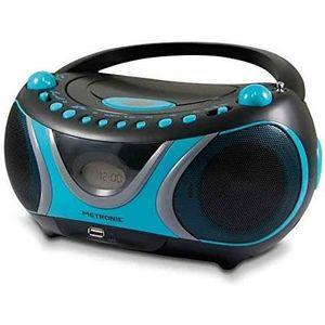 RADIO CD CASSETTE 477118 Radio - Lecteur CD - MP3 Portable Sportsman