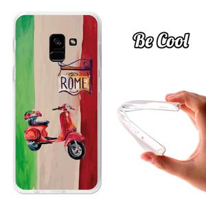 ucool coque housse pour samsung galaxy a8 2018