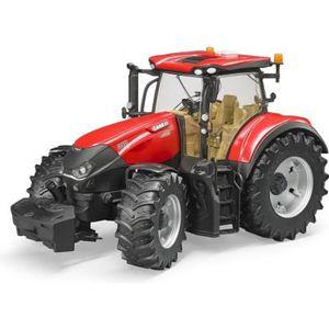VOITURE - CAMION BRUDER - Tracteur CASE IH Optum 300 CVX - 34,5 cm