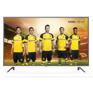 Téléviseur LED CHiQ Smart Wifi TV 40''UHD - Ultra Haute Définitio