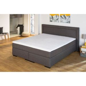 surmatelas 140 x 190 achat vente surmatelas 140 x 190 pas cher cdiscount. Black Bedroom Furniture Sets. Home Design Ideas