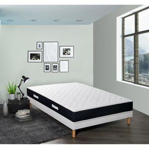 matelas 140 x 190 cm achat vente matelas latex pas. Black Bedroom Furniture Sets. Home Design Ideas