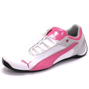 BASKET Chaussures Future Cat M2 Blanc Fille Puma