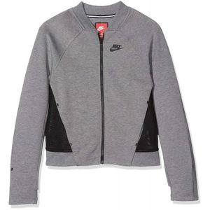 SURVÊTEMENT Sweat Nike Tech Fleece Bomber Junior - 728413-091