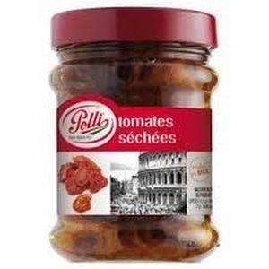 KETCHUP ET ASSIMILÉ POLLI Sauce Tomates Séchées 190g