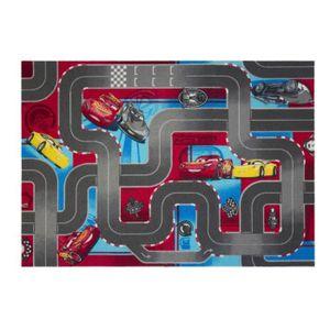 TAPIS DE JEU ROOM STUDIO Tapis circuit labyrinthe Disney Cars