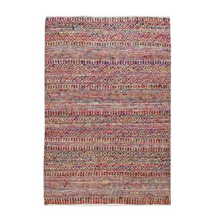 TAPIS Tapis Sarah fibres naturelles recyclées multicolor