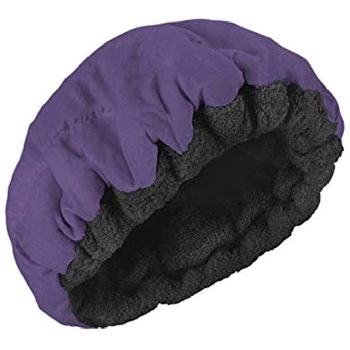 Bonnet Chauffant pour Soins Capillaires. Femmes Bonnet de Sommeil Nuit Coiffure de Soin Cheveux. Jetables Bonnets de Douche. [2106]