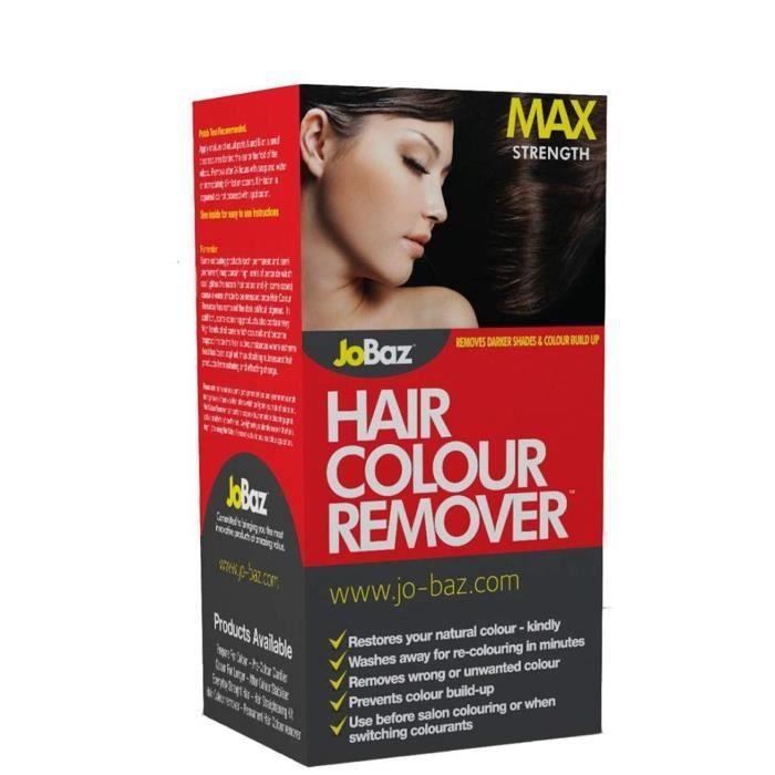 JoBaz Produit décolorant pour cheveux