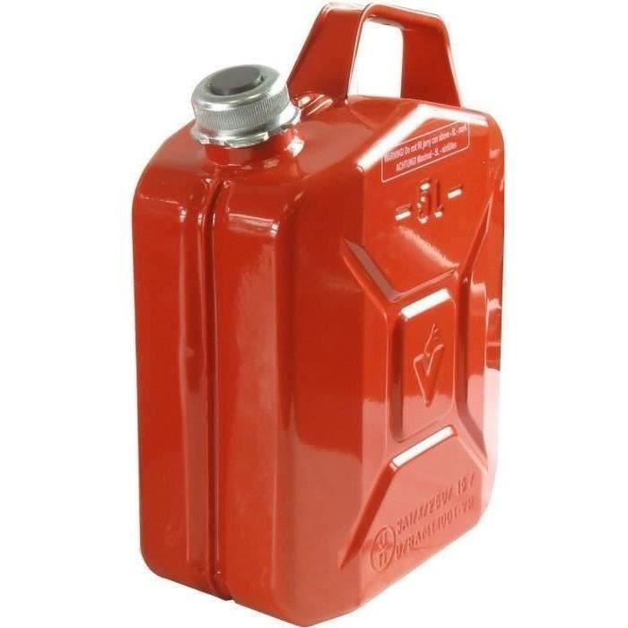 Jerrican métallique 5 litres