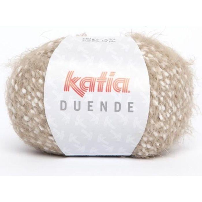 Laine DUENDE - Katia 308 Camel