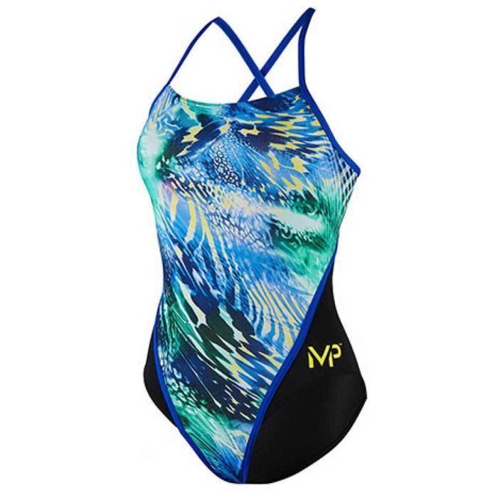MAILLOTS DE BAIN femme Maillots de bain Michael Phelps Vital Racing Back