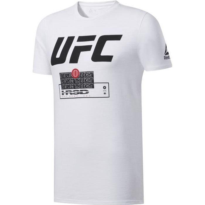 T-shirt Reebok UFC FG Fight Week