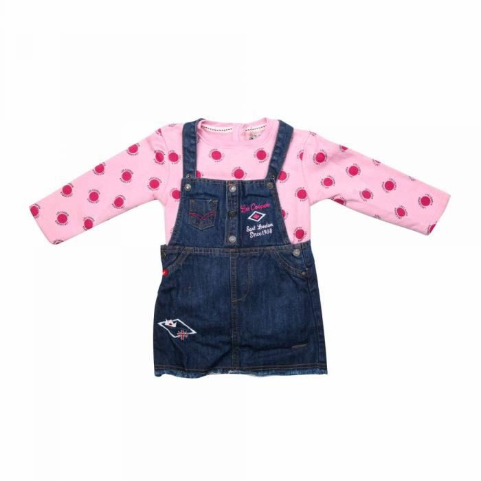 Ensemble 2 pieces fille lcik1574 Enfant LEE COOPER