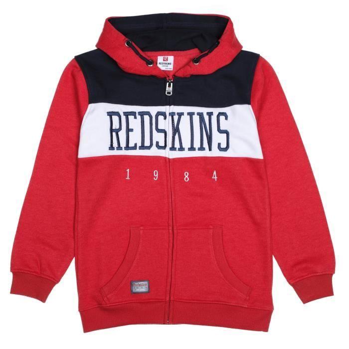 Sweat garçon Redskins 180143 Red