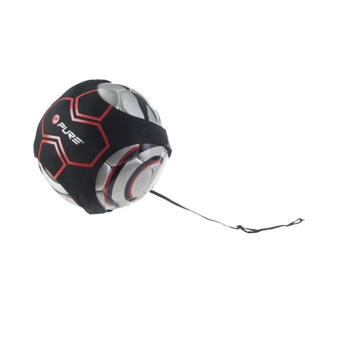 PURE2IMPROVE Matériel d'entraînement - Football - Noir/Rouge