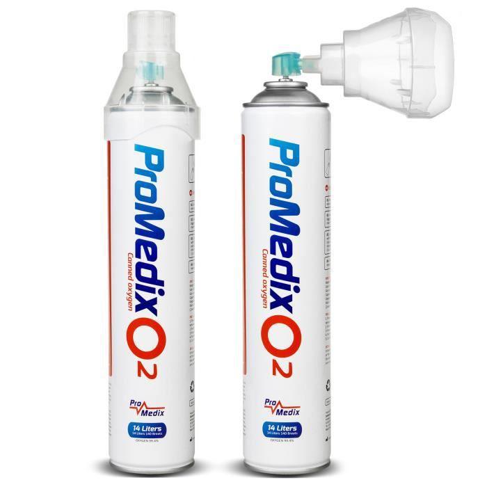 Oxygène liquide pour oxygénothérapie 99,4% 14L