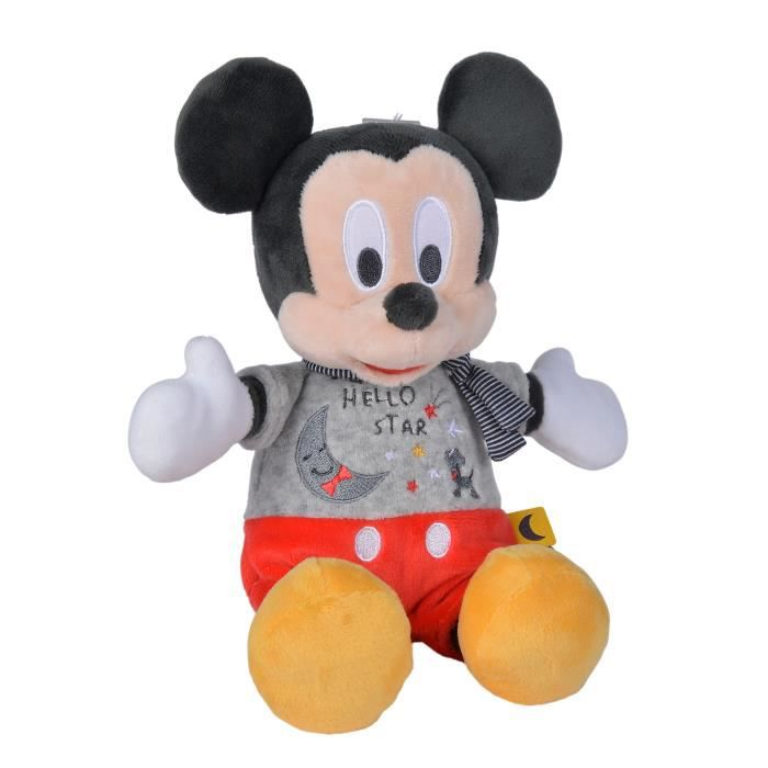 Disney - Peluche Mickey Starry Night (25cm)