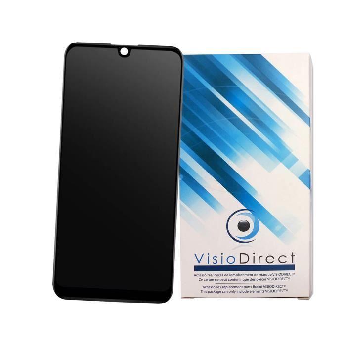 Ecran complet pour WIKO View 3 Lite or Blush Gold 6.26- Ecran LCD + vitre tactile Téléphone portable