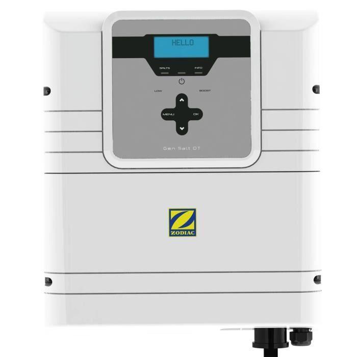 Zodiac - electrolyseur au sel 70m3 - gensalt ot 18