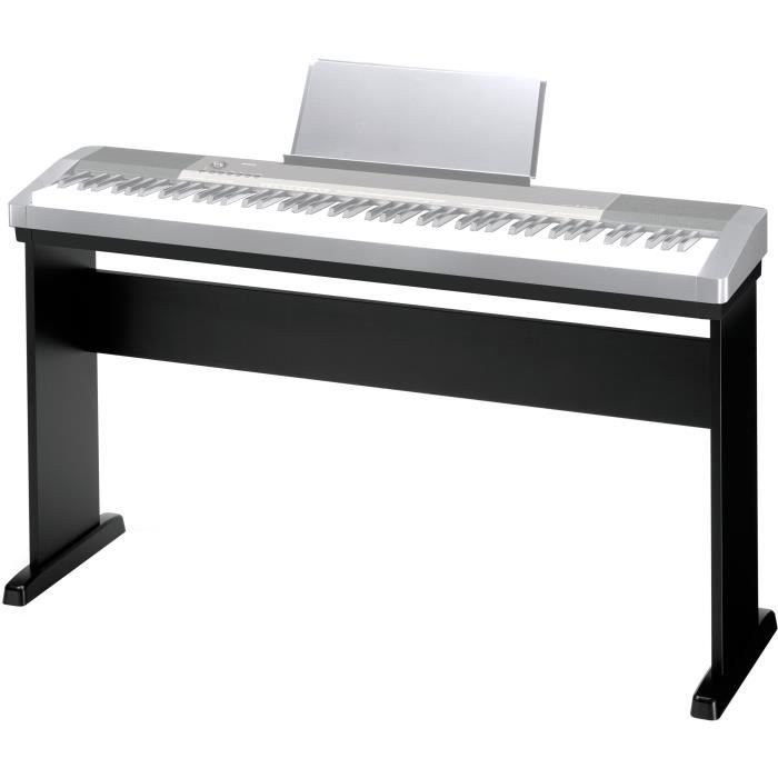 casio cs 44 support pour clavier piano num rique pas cher achat vente pied stand cdiscount. Black Bedroom Furniture Sets. Home Design Ideas