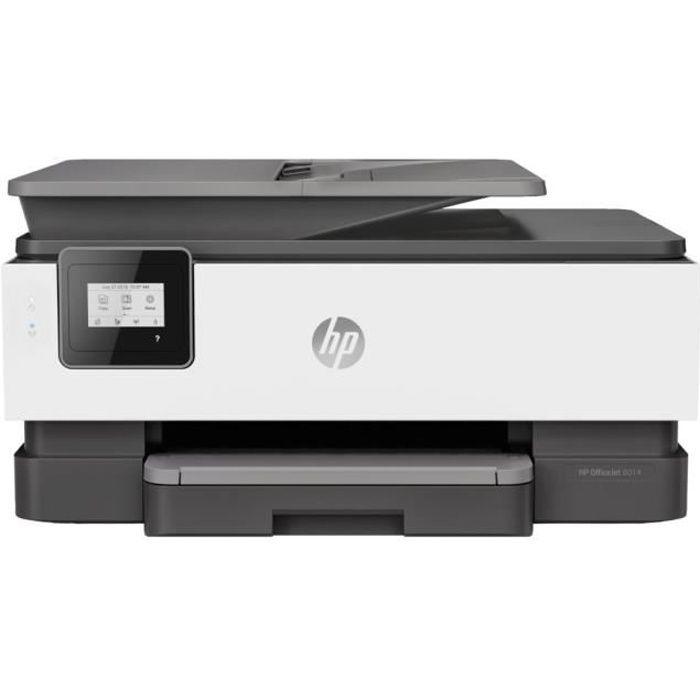 IMPRIMANTE HP Imprimante OfficeJet Pro 8014 3-en-1 - Jet d'en