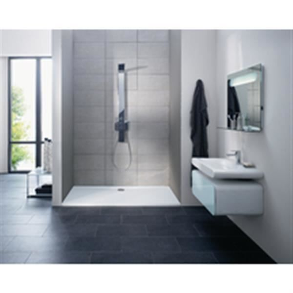 RECEVEUR DE DOUCHE Ideal standard Receveur ULTRA FLAT carré, 90x90cm,