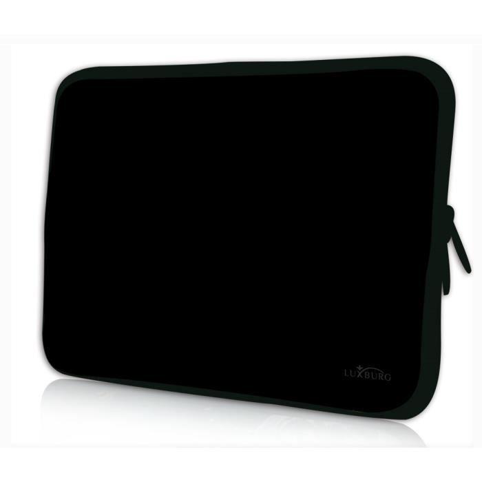 """HOUSSE PC PORTABLE LUXBURG® 14"""" Nouveau Design Housse de protection S"""