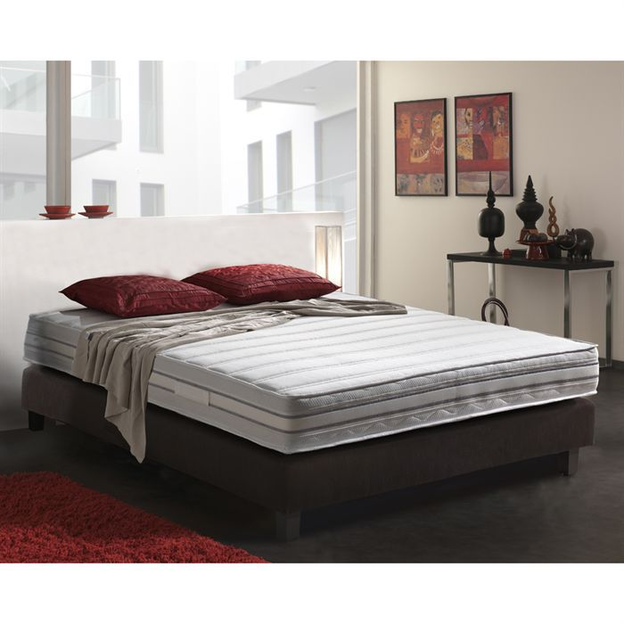 selection matelas 140x190 cm m moire de forme equilibr et ferme 40kg m3 2 personnes. Black Bedroom Furniture Sets. Home Design Ideas